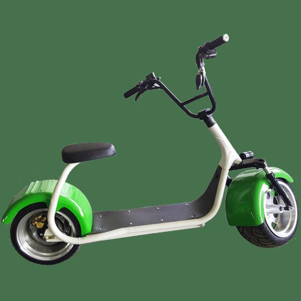 Citycoco Sport Vert