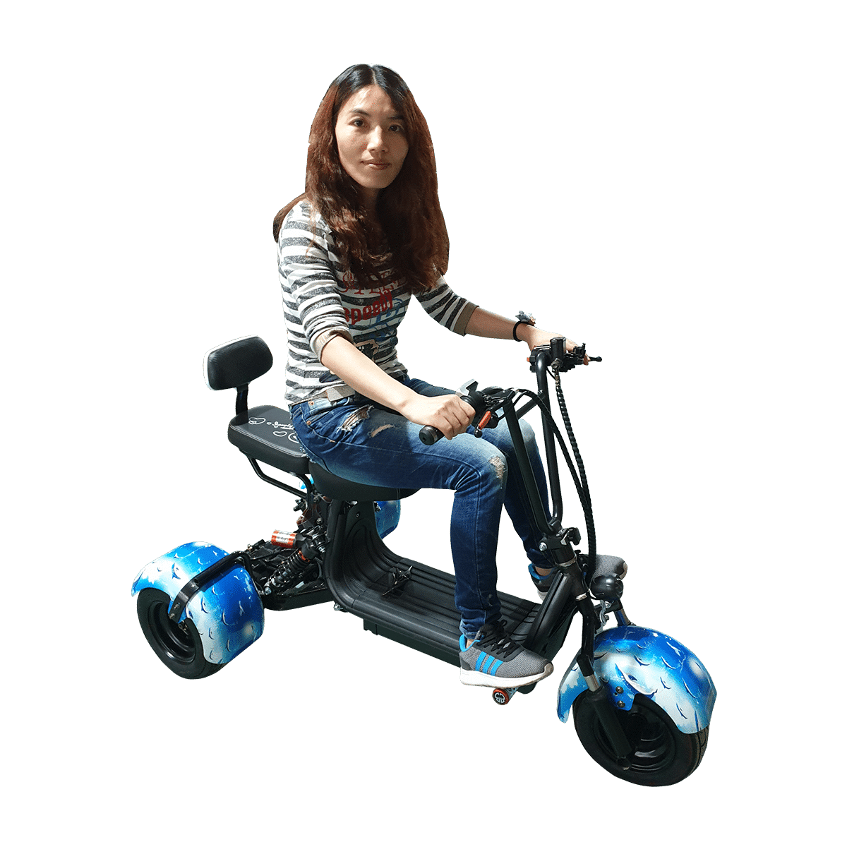 Citycoco Pocket Dragster 2