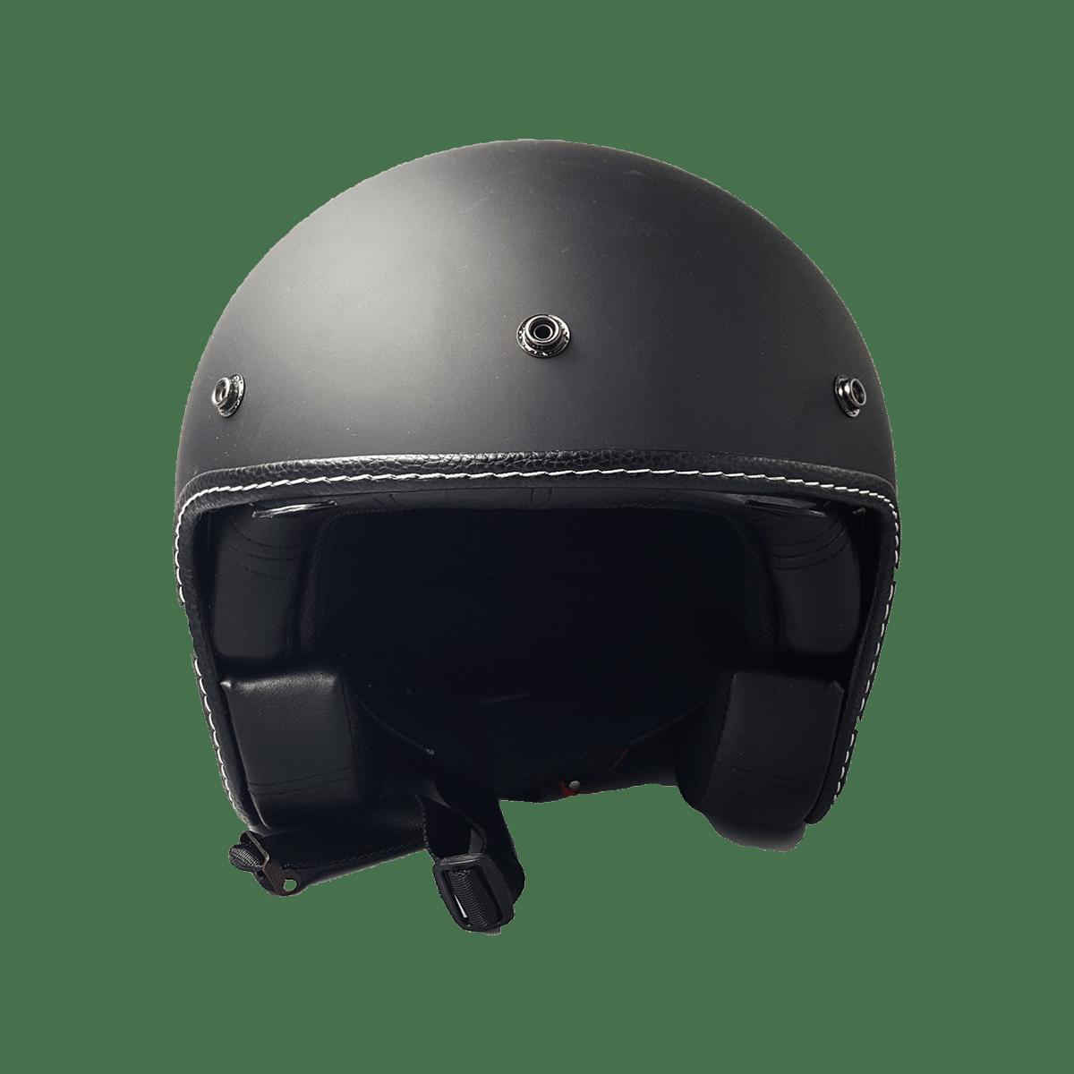 Casque Noir Mat Citycoco M 4