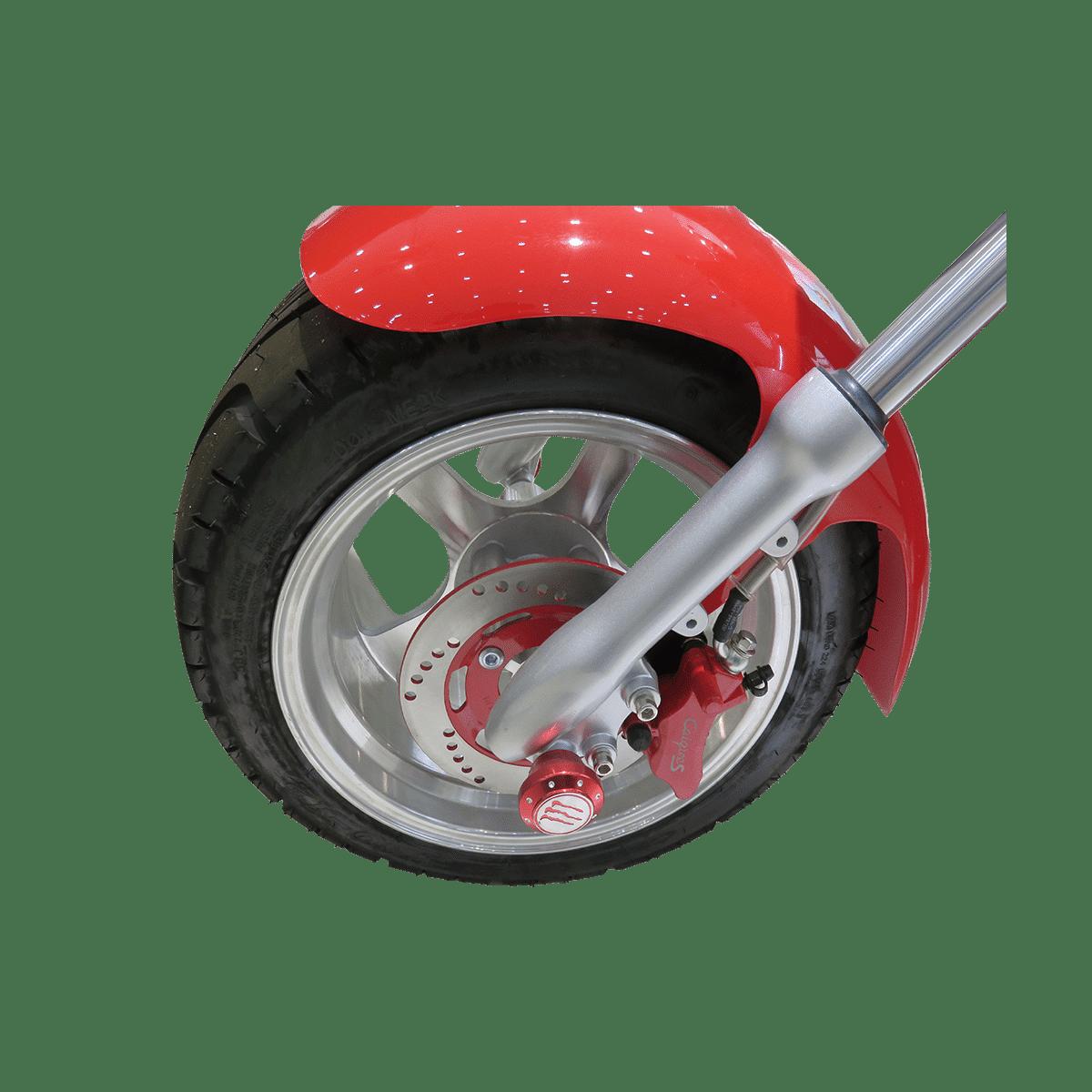 Paire de pneus Citycoco Harley