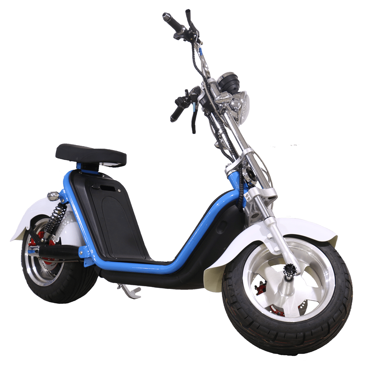 Caigiees 4.0 Bleu version 3000W