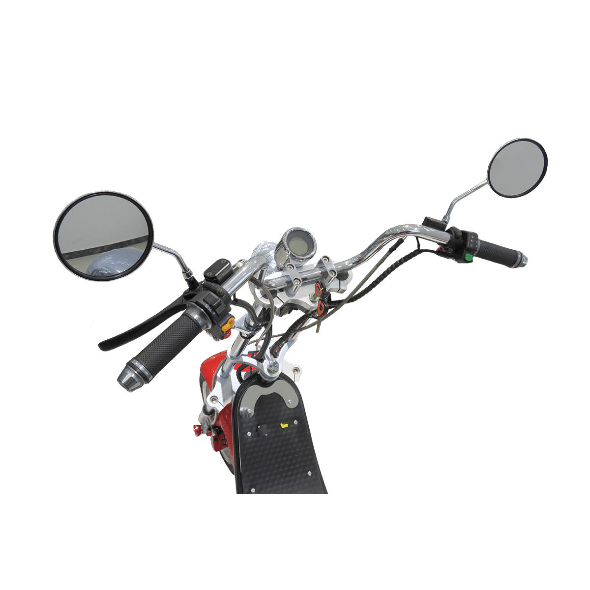 Compteur de vitesse Citycoco Harley 2
